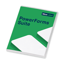 Bild von NiceLabel PowerForms Suite 2019